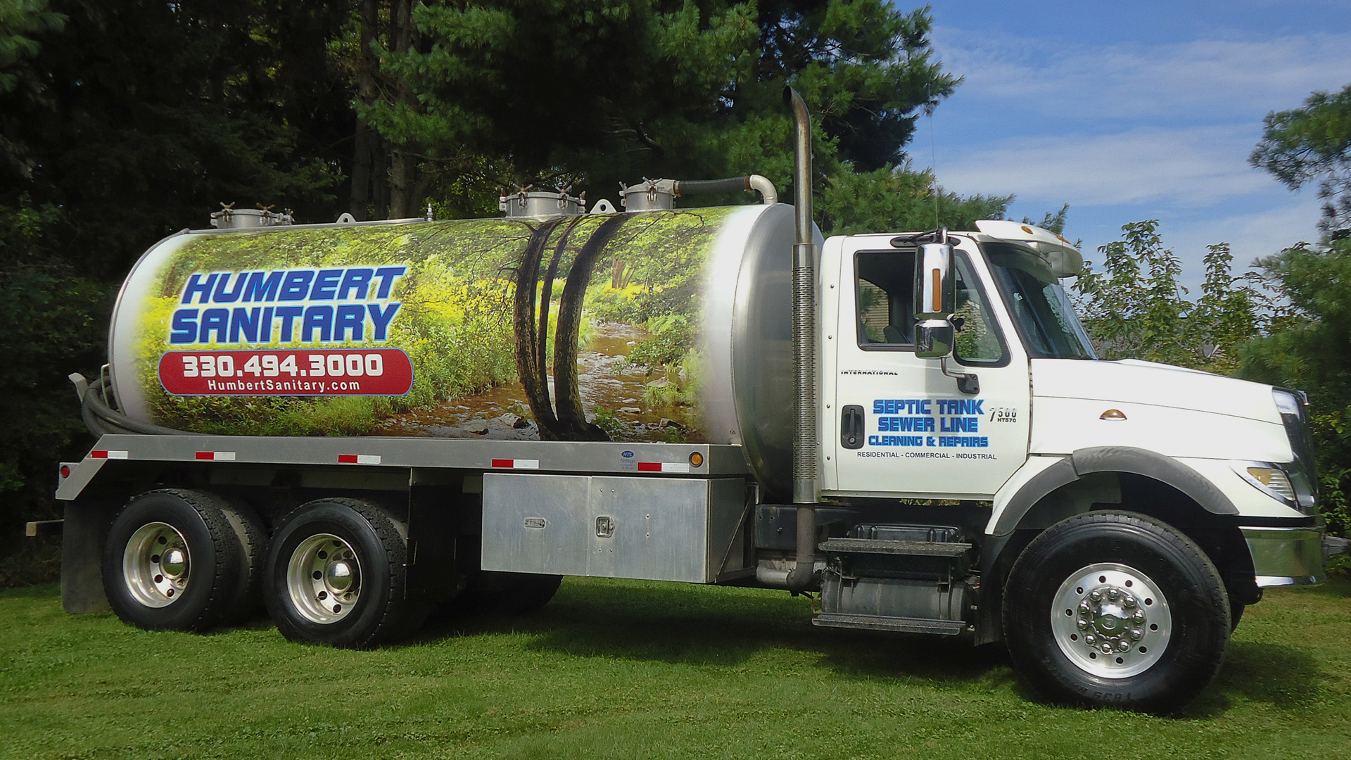Septic Tank Information | Septic Tank Cleaning | Grease Trap